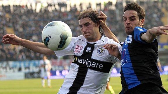 Les résultat finals de la 16 journée du championnat italien 2012-2013