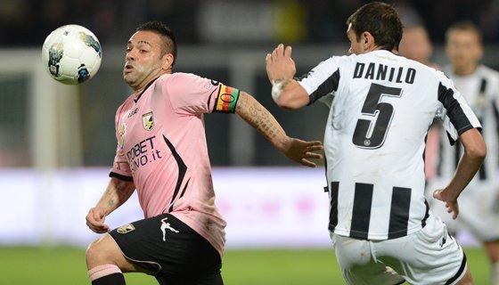 Les résultats finals de la 17 journée du championnat italien 2012-2013