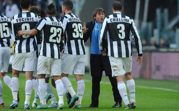 La Juventus s'est bien régaler en gagnant facilement contre Atalanta au Juventus Stadium