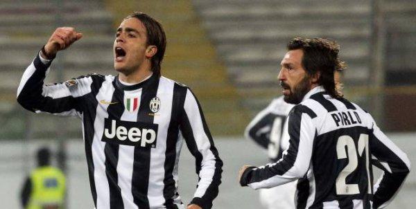Les résultats finals de la 18 journée du championnat italien 2012-2013