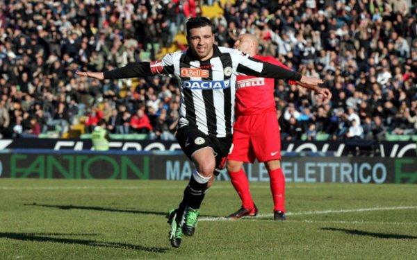 Les résultats finals de la 19 journée du championnat italien 2012-2013