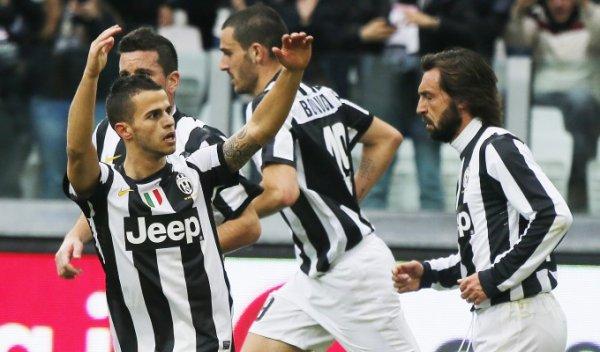 La nouvelle année 2013 la Juventus débute mal en s'inclinant contre la Sampdoria