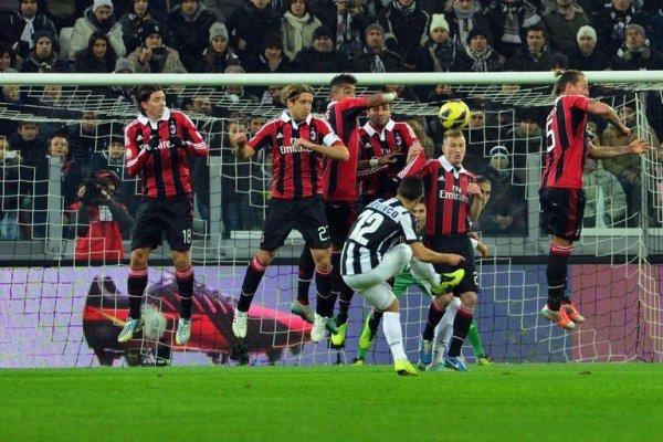 La Juventus s'est qualifiée pour les demi-final en battant le Milan à la Juventus Stadium