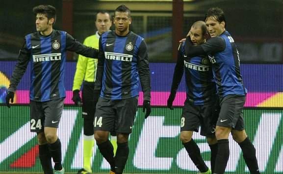 Les résultats finals de la 20 journée du championnat italien 2012-2013