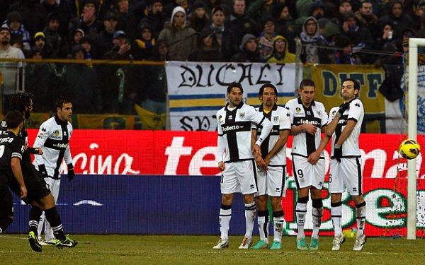 La Juventus n'a pas pu gagné en faisant match nul sur la pelouse de Parma