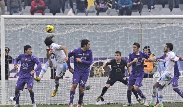 Les résultats finals de la 21 journée du championnat italien 2012-2013