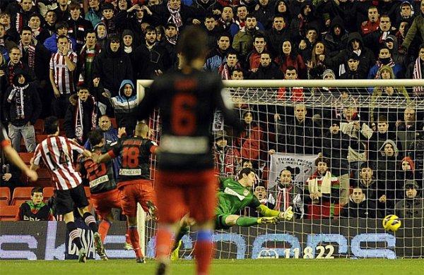 Les résultats finals de la 21 journées du championnat de la Liga BBVA 2012-2013