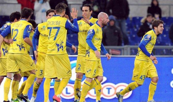 Les résultats finals de la 22 journée du championnat italien 2012-2013
