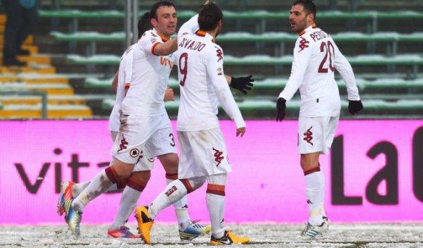 Les résultats finals de la 26 journée du championnat italien 2012-2013