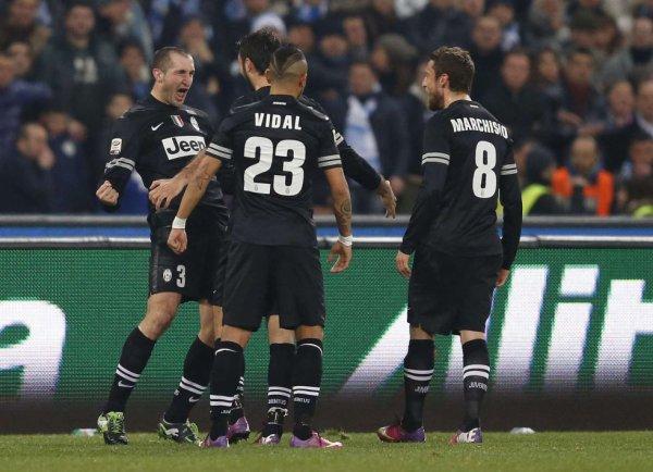 La Juventus ramène un magnifique point de son déplacement sur la pelouse de Napoli