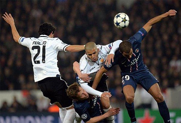 Les résultats finals des 1/8 de final retour de la Ligue des Champions 2012-2013