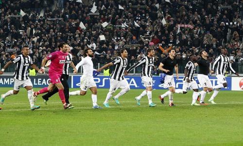 La Juventus a fait l'essentiel pour se qualifier en 1/4 de final en battant le Celtic