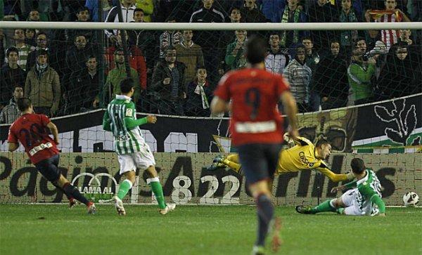 Les résultats finals de la 27 journées du championnat de la Liga 2012-2013