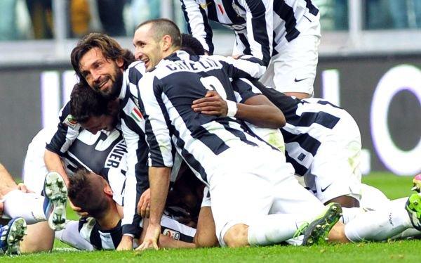 Les résultats finals de la 28 journée du championnat italien 2012-2013