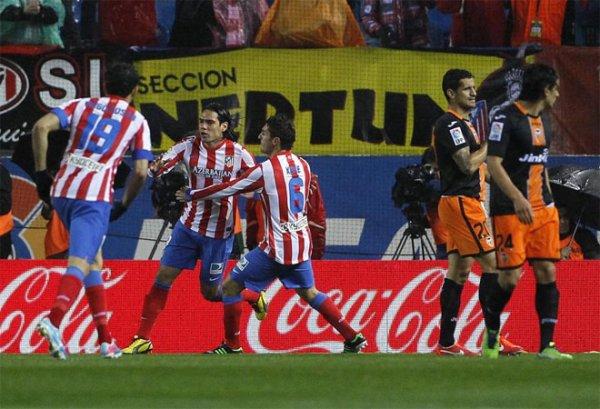 Les résultats finals de la 29 journées du championnat de la Liga 2012-2013