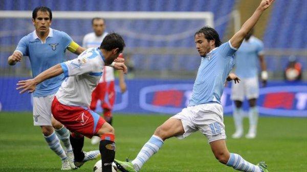 Les résultats finals de la 30 journée du championnat italien 2012-2013