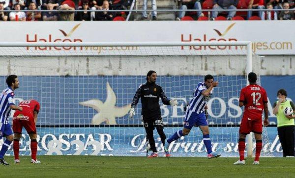 La 1 victoire à l'éxtérieur du Deportivo est venue en gagnant sur la pelouse de Mallorca