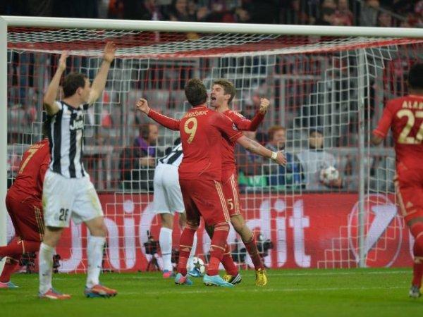 Dure défaite de la Juventus qui s'incline sur la pelouse du Bayern Munich