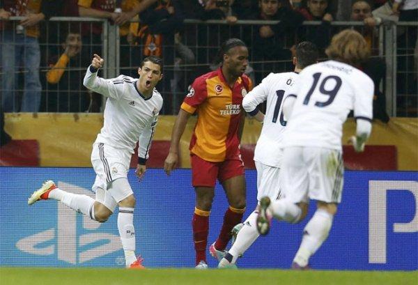 Les résultats finals 1/4 de final retour de la Ligue des Champions 2012-2013