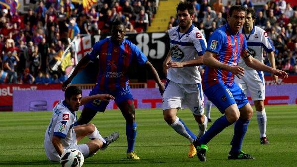 Les résultats finals de la 31 journées de la Liga BBVA 2012-2013