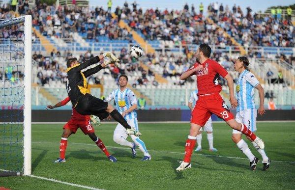 Les résultats finals de la 32 journée de la Série A Tim 2012-2013