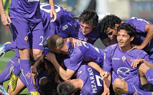 Les résultats finals de la 33 journée de la Série A Tim 2012-2013