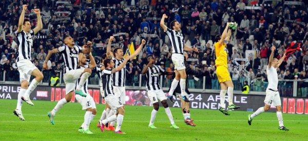 La Juventus a eu de la peine pour remporter la victoire contre Milan