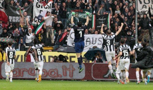 La Juventus se rapproche encore plus vers le titre du scudetto en s'imposant à Torino