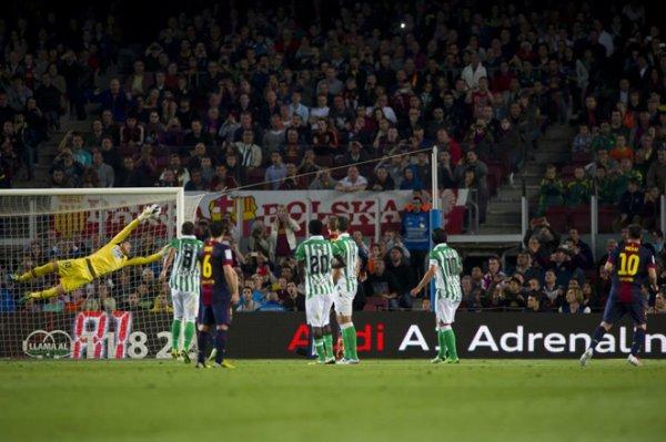 Les résultats finals de la 34 journées de la Liga BBVA 2012-2013
