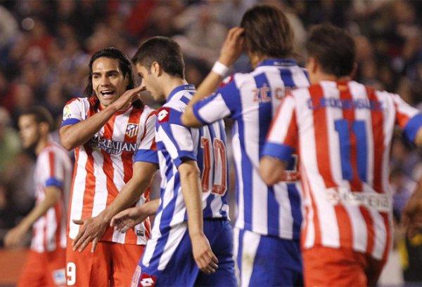 Le Deportivo obtient un magnifique point contre l'Atlético de Madrid à Riazor