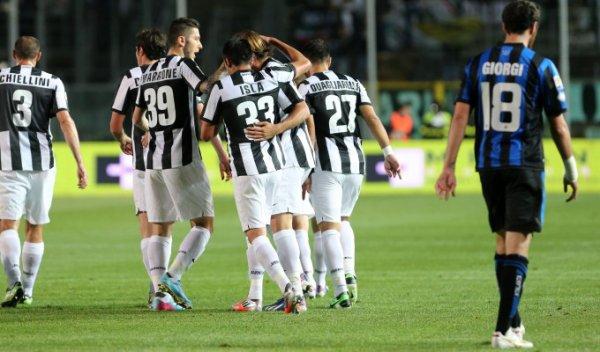 Victoire difficil et compliqué de la Juventus sur la pelouse de Atalanta