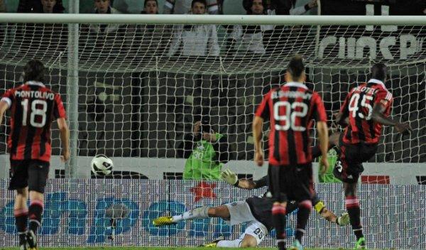 Les résultats finals de la 38 journée et dernier de la Série A Tim 2012-2013