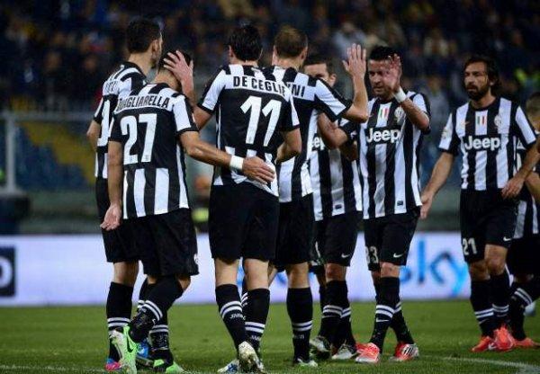 La Juventus a terminé la saison part une défaite sur la pelouse de la Sampdoria