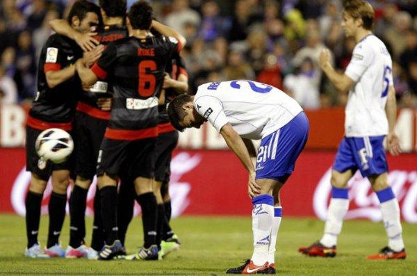 Les résultats finals de la 38 dernière journées de la Liga BBVA 2012-2013