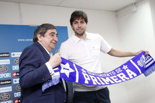Les transferts définitf du Deportivo 2013-2014