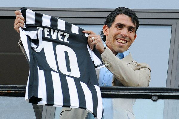 Les transferts de la Juventus 2013-2014