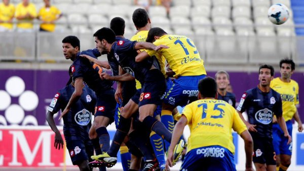 Le Deportivo a bien débuté sa reprise de la Liga Adelante en allant gagner à Las Palmas