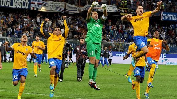 La Juventus démarre bien la nouvelle saison en gagnant sur la pelouse de la Sampdoria