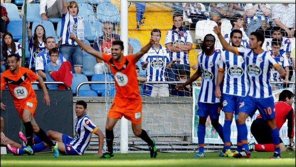 Le Deportivo a perdu son 1 match de la saison contre Cordoba dans le stade de Riazor