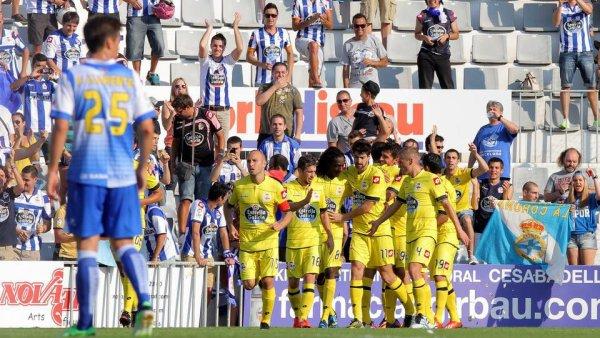 Victoire magistral du Deportivo sur la pelouse de Sabadell