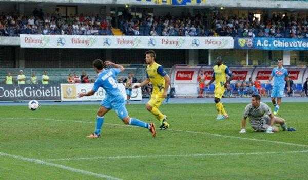 Les résultats finals de la 2 journée de la Série A Tim 2013-2014
