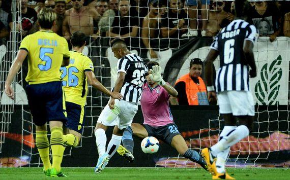 Victoire écrasante de la Juventus contre la Lazio