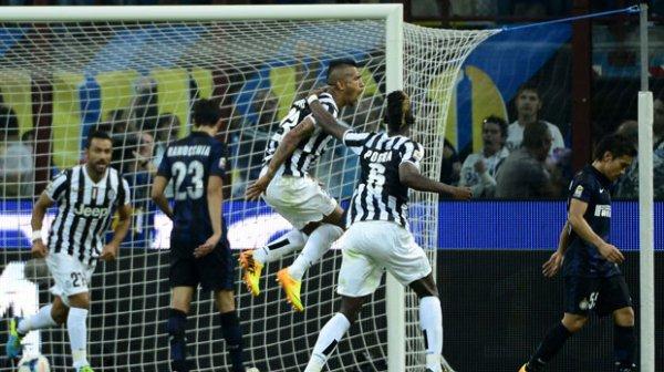 La Juventus s'en sort bien en faisant match nul sur la pelouse de l'Inter