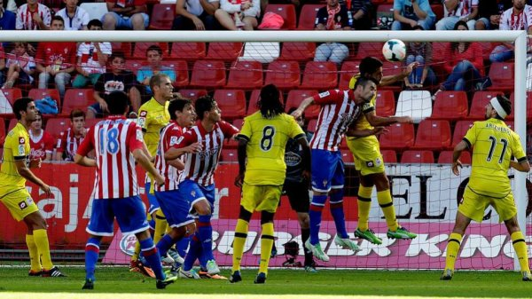 Le Deportivo a de la peine à se remettre dans la catégorie en s'inclinant à Sporting