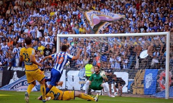 Le Deportivo retrouve le chemin du succès en battant Alcorcón à Riazor