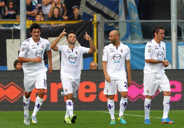 Les résultats finals de la 4 journée de la Série A Tim 2013-2014