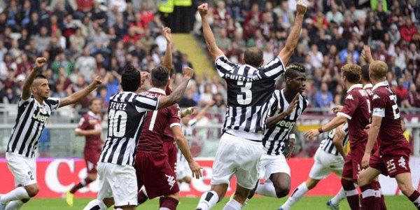 Victoire difficil de la Juventus sur la pelouse de Torino pour le derby turinois