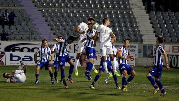 Le Deportivo dit au revoir à la Copa del Rey en s'inclinant sur la pelouse de Jaen