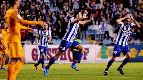 Victoire important du Deportivo contre le Real Madrid-Castilla sur le stade de Riazor