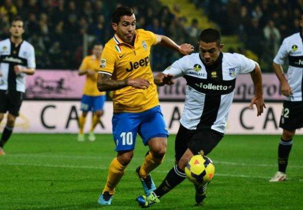 Une victoire souffrante de la Juventus sur la pelouse de Parma